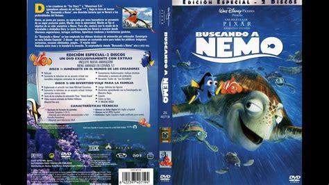 Inicio De Buscando A Nemo Disco 1 En Dvd (2003