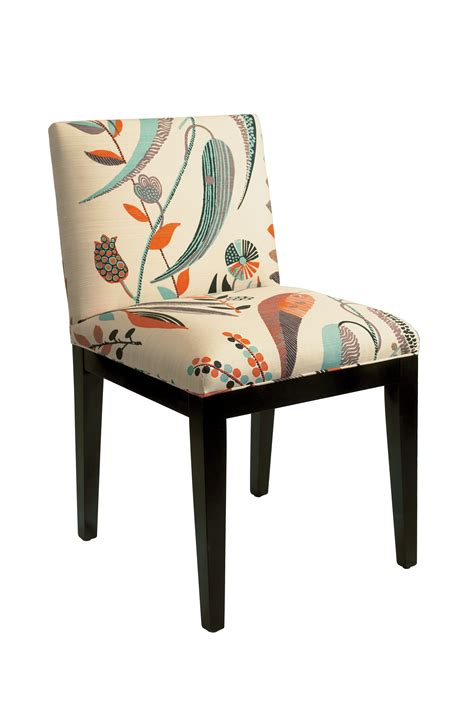 low back dining chair
