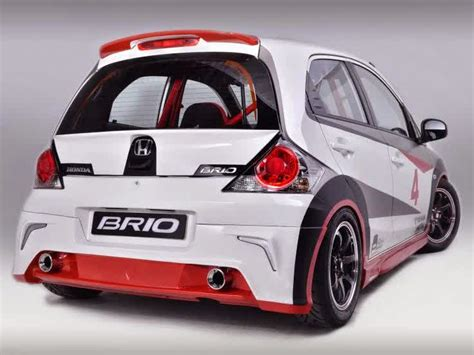 Modifikasi Honda Brio Rs by Spesifikasi Modifikasi Honda Brio Terbaru 2017