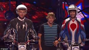 America's Got Talent: Daredevil motorcycle act is rip ...