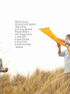 KITE QUOTES ima... Kite Runner Dream Quotes