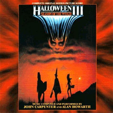 Halloween III (expanded) Soundtrack (1982)