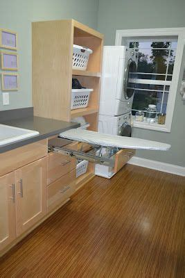 awesome upstairs laundry room  de jong dream house