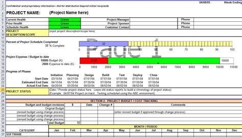weekly status report template excel sanjonmotel