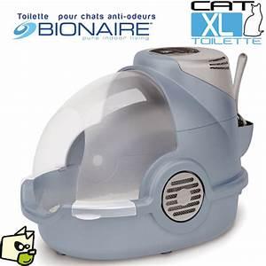 Litiere Chat Sans Odeur : box toilette anti odeurs pour litiere de chat ~ Premium-room.com Idées de Décoration