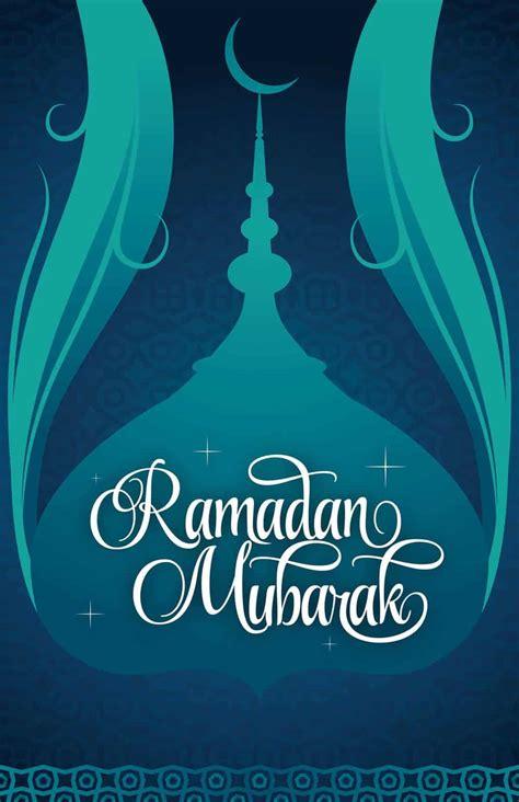 ramadan mubarak card template  vectogravic design