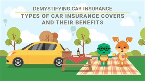 Types Of Car Insurance Covers And Their Benefits