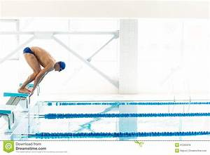 Pool Position : swimmer jumping from starting block i stock photo image ~ A.2002-acura-tl-radio.info Haus und Dekorationen