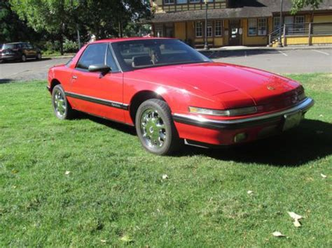 automobile air conditioning repair 1990 buick reatta user handbook find used 1990 buick reatta coupe in eugene oregon united states