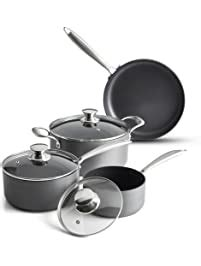 amazoncom cookware sets home kitchen nonstick cookware sets