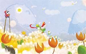 Super Mario World 2 - Yoshi's Island wallpaper - 289536