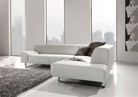 canape d angle 5 places cuir canapé d 39 angle minimaliste 5 places en cuir m madonna