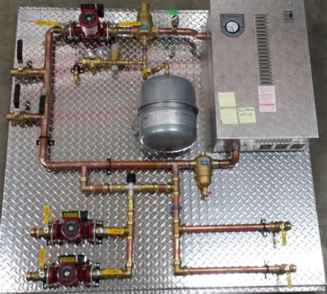 Hydronic Radiant Floor Heating Calgary by Heat Innovations Boiler Boards Boilers Pex Pipe