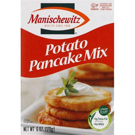 What a way to start the day! Panni Potato Pancake Mix Recipe / Polish Potato Pancakes Easy Potato Pancakes Jenny Can Cook ...