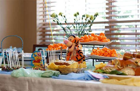 winnie  pooh  friends birthday party ideas photo