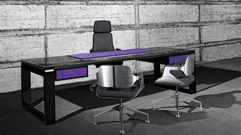 Raceinspired Carbon Fiber Table & Chair Are The Supercars
