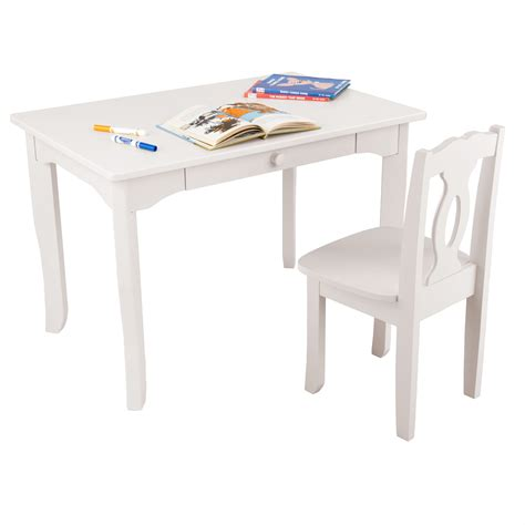 desk chair set kidkraft brighton desk and chair set kids desks at hayneedle