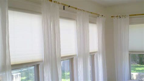 curtains curtain rods for corner windows brackets ideas popular corner window curtain curtain hanging is in the bag my middle aged as g