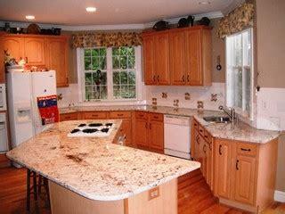 houzz kitchen sink floratta white granite for light wood cabinets 1734