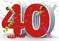 geburtstagssprüche 40 geburtstagssprüche und geburtstagsgedichte zum 40 geburtstag