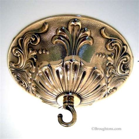 decorative ceiling hooks ceiling hook plate decorative polished brass broughtons