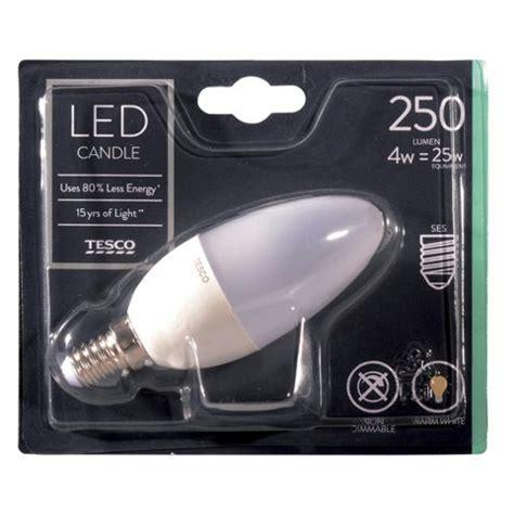 buy tesco led classic candle 25w e14 small edison