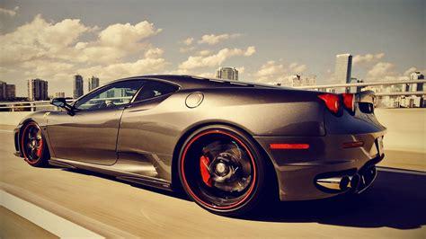 Black Ferrari Wallpapers