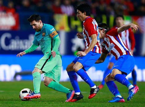 Barcelona vs Atletico Madrid: What time does it start ...
