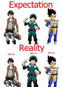 Anime Heights My Hero Academia Know Your Meme