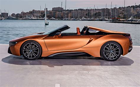 Bmw I8 Roadster Wallpapers by 2018 Bmw I8 Roadster Wallpapers And Hd Images Car Pixel