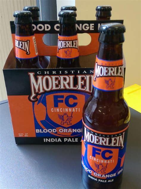 FC Cincinnati teams with Moerlein to launch beer (Video ...