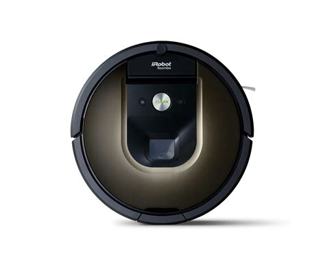 Irobot Enters The Smart Home With Roomba® 980 Vacuum