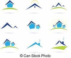 art et illustrations de toit 47 387 clip art vecteur eps With toit de maison dessin 15 logo de peinture de maison illustration de vecteur image