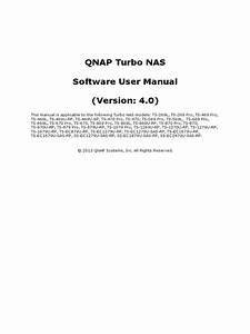 Qts User Manual Smb Eng 4 0