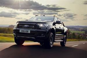 Equipement Ford Ranger : ford ranger black to be limited to 2500 units leisure wheels ~ Melissatoandfro.com Idées de Décoration