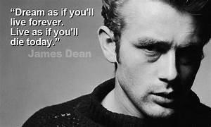 Quotes James Dean Photo 33092642 Fanpop