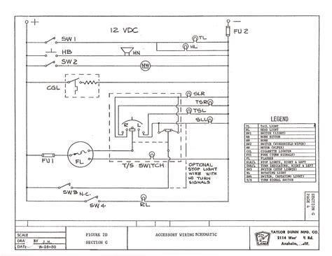 R380 Dunn Wiring Diagram by Vintagegolfcartparts