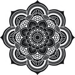 fleur de vie géométrie sacrée mandala décoratifs stencil