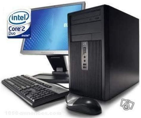 ordinateur portable bureau vall achat ordinateur de bureau et pc portable hp sur