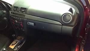 2008 Mazda 3 Interior Fuse Box
