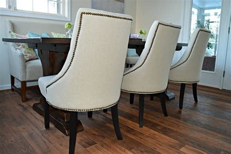 tufted dining room chairs bring simplicity home interiors