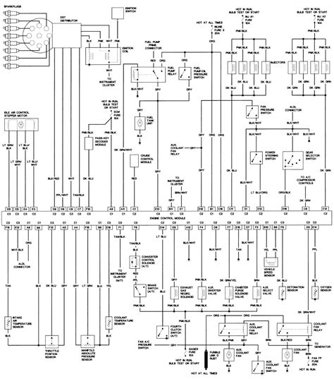 Firebird Formula Tpi Engine Wiring Diagrams Speed