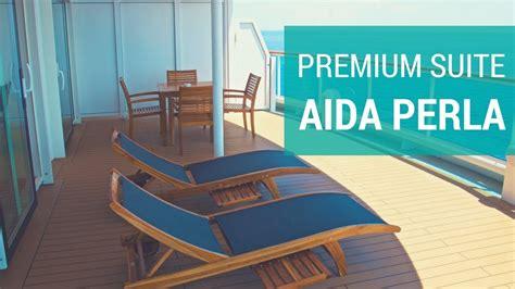 aidaperla premium suite youtube
