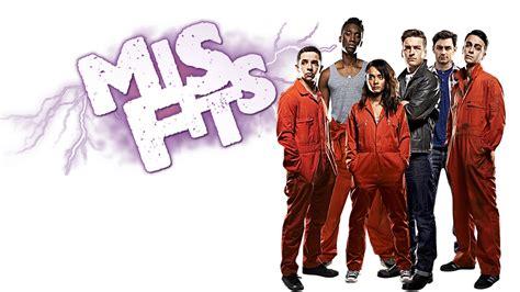 Misfits | TV fanart | fanart.tv