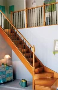 Rampe Escalier Lapeyre : escalier lapeyre le catalogue 15 photos ~ Carolinahurricanesstore.com Idées de Décoration