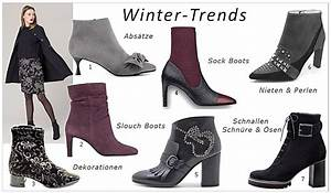 Herbst Trend 2018 : von ankle boots bis stiefeletten diese kurzstiefel liegen jetzt im trend die welt der schuhe ~ Watch28wear.com Haus und Dekorationen