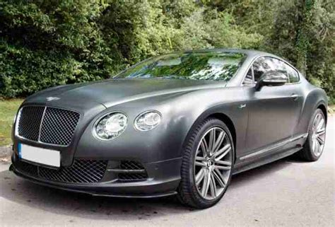 bentley sports coupe bentley continental speed gt super sports coupe lhd 2015
