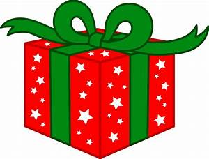 Christmas Present Clip Art Xmasblor