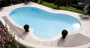 Piscine En Kit Enterrée : piscine infos sur les piscines en kit enterrer ~ Melissatoandfro.com Idées de Décoration