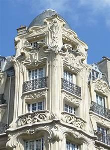 Art Nouveau Architecture : walzerjahrhundert art nouveau architecture paris france ~ Melissatoandfro.com Idées de Décoration